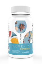 Elements Complete - MultiVitamin + Mineral, Antioxidant and Enzyme Super Complex