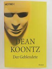 Dean Koontz Der Geblendete Roman Horror Buch