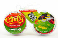 MR TUFFY ANTI-FLAT TIRE LINER FRONT AND REAR 700x28-32 RED, PAIR