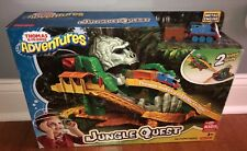 2016 Fisher-Price Thomas and Friends Adventures Jungle Quest Train Set Toy New