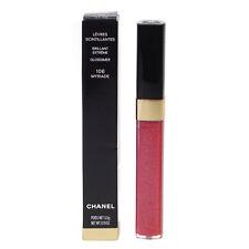Chanel Levres Scintillantes Glossimer Pink Lip Gloss 106 Myriade | Damaged Box