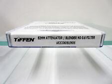 NUEVO Tiffen 82mm Atenuador/Batidora ND6 Filtro de densidad neutra a82cgndblend6