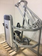 Cybex Eagle 11030-90 Seated Row Machine, Fitness, Strength Training, Gym