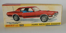Repro Box Dinky Nr.174 Ford Mercury Cougar