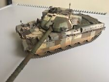 1/35 Built Painted And Weathered Chieftain Mk 10 Berlin
