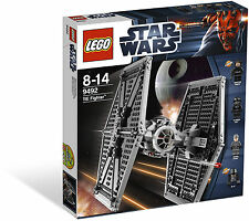FACTORY SEALED - NEW - LEGO Star Wars 9492 TIE Fighter set - #9492 RETIRED