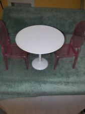 Battat – Kids Furniture Set – 1 Craft Table & 2 Kids Chairs with