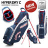 Callaway Hyper Dry C Waterproof Golf Stand Bag Navy/White - NEW! 2020