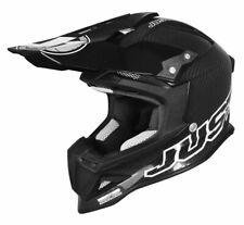 Just1 J12 Solid Gloss Carbon Fiber MX Helmet Fox Troy Lee 6D Arai Shoei 908210