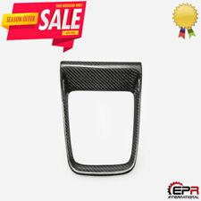 For 11-16 Subaru Impreza VAB VAF STI OEM Carbon Fiber Gear Surround Cover (RHD)