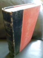 G.Lenotre Blu, Bianco, E Rosso 1 Ritratto+7 Disegni Graves/Legno 1930 Perrin