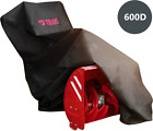ToughCover Premium Two-Stage Snow Thrower Cover. Heavy Duty 600D Marine Grade Fa