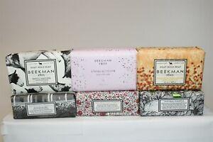 Beekman 1802 Goat Milk Body Hand Soap 9 oz 6 Piece Bundle Lot USA NEW