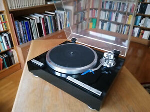Kenwood KD 990 High End Turntable ortofon Concorde top Zustand