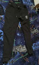 Gym King Black Joggers Size Small