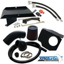 XR6 TURBO DEVELOPMENTS FORD FALCON FG 4 INCH INTAKE & BATTERY RELOCATION KIT