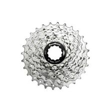 Sunrace Csr919Aq 11-25 9-Speed Road Bike Cassette Nickel Silver
