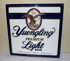 """1996 YUENGLING BEER AMERICAN EAGLE TIN SIGN 16"""" BY 16"""""""