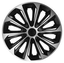 "4x15"" Wheel trims wheel covers for Ford Transit Custom 15"" silver / black"