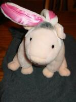 """BABE and Friends EASTER Plush / Stuffed Animal - Pink Pig Universal Studios 12"""""""