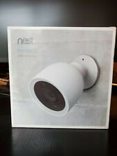 Nest Cam IQ Outdoor Security Camera - White- NEW- Sealed