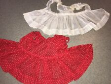 Terri Lee Doll Clothing Heart Fund Two Piece Tagged