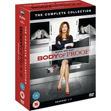 Body Of Proof Season 1 2 3 TV Series 1-3 Region 4 New DVD (7 Discs)