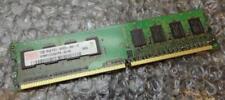 Memoria (RAM) de ordenador Hynix DIMM 240-pin con memoria interna de 1GB