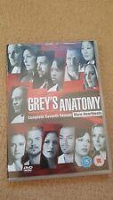 Grey's Anatomy - Series 7 - Complete (DVD, 2012, 6-Disc Set, Box Set)