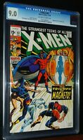 X-MEN #63 1969 Marvel Comics CGC 9.0 VF-NM
