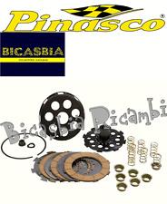 2771 - EMBRAGUE POWER CLUTCH PINASCO 6 MUELLES VESPA 80 125 150 PX - ARCO IRIS