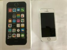 Apple iPhone 5S 16GB Silver A1457 Boxed Smartphone Mobile Phone Wont Switch On