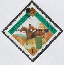 Irlanda-CLARE 4010 -1966 Salto Ostacoli con coppa del mondo OPT U rovesciata/M