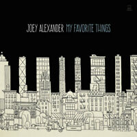 Joey Alexander : My Favorite Things CD (2015) ***NEW*** FREE Shipping, Save £s