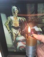 Star Wars Light Saber Cigarette Lighter Case Slip Cover for BIC classic