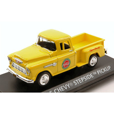 CHEVY STEPSIDE PICK UP 1955 YELLOW COCA COLA 1:43 Motorcity Classics Die Cast