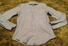 "Charles Tyrwhitt Jermyn Street London Shirt; Size 15 1/2 (35"")"
