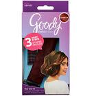 Goody Faux Bob Kit, Fake Bob Make Long Hair Look Short in 3 Easy Steps, Brunette