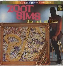 ZOOT SIMS The Art Of Jazz SEECO RECORDS Sealed Vinyl Record LP