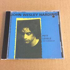 John Wesley Harding 'Pett Levels - The Summer EP'  1993 US CD  EX/EX