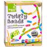 Kids Art Craft Set Twisty Beads Grafix Science Worx Childrens Fun Activity Set