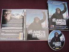 La planète des singes: les origines de Rupert Wyatt(James Franco), DVD,SF/Action