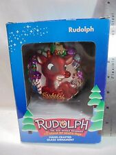 Rudolph The Brass Key Collection Rudolph The Island Of Misfit Toys Glass