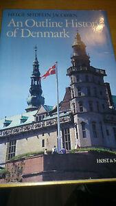 An outline history of Denmark - Helge Seidelin JACOBSEN