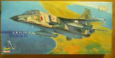Hasegawa Mitsubishi F-1 Swing wing fighter kit 704 73 pcs sealed  1:72 NIB
