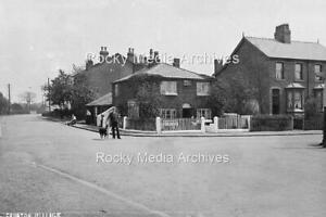 Bsd-8 Street View, Cronton, Widnes, Cheshire. Photo