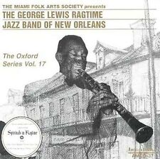 George Lewis-Jazz Band of New Orleans CD NEW