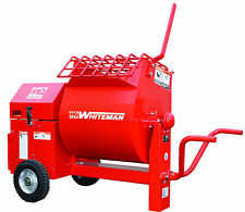 Multiquip's WM45E 4.5 Cubic Foot Steel Drum Mortar Mixer + FREE SHIPPING