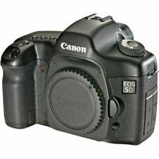 Canon EOS 5D 12.8MP Digital SLR Camera - Black (Body Only)