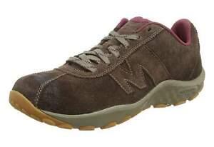 Merrell Mens Bracken Brown Suede Trainers Shoes J94115 RRP £99.99